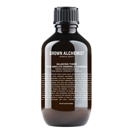 Balancing Toner: Rose Absolute, Ginseng & Chamomile - 200ml | Grown Alchemist | b-glowing