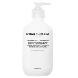 Colour Protect Shampoo | Grown Alchemist | b-glowing
