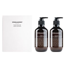 Hair Care Twin Set - 300ml | Grown Alchemist | b-glowing