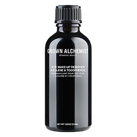 Eye-makeup Remover: Azulene & Protec-3  | Grown Alchemist | b-glowing