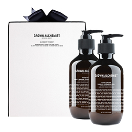 Hand Wash & Hand Cream Twin Set | Grown Alchemist | b-glowing