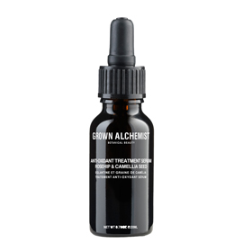 Anti-Oxidant Treatment Serum: Rosehip & Camellia Seed - 20ml | Grown Alchemist | b-glowing