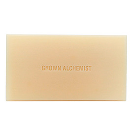 Body Cleansing Bar: Geranium Leaf, Bergamot & Patchouli | Grown Alchemist | b-glowing