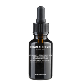 Anti-Oxidant Treatment Serum: Borago, Rosehip & Buckthorn Berry - 25ml | Grown Alchemist | b-glowing