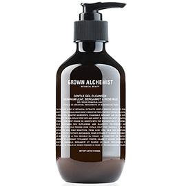 Gentle Gel Facial Cleanser: Geranium Leaf, Bergamot & Rose-Bud - 200ml | Grown Alchemist | b-glowing