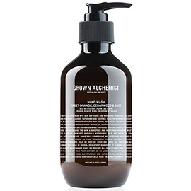 Hand Wash: Sweet Orange, Cedarwood and Sage - 300ml
