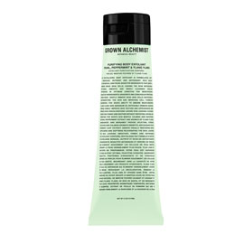 Purifying Body Exfoliant: Pearl, Peppermint & Ylang Ylang - 170ml | Grown Alchemist | b-glowing