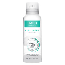 HYALURONIC BODY MIST | Hand Chemistry | b-glowing