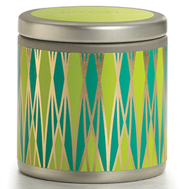 Pineapple Cilantro Essential Travel Tin