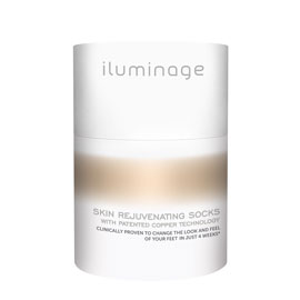 Skin Rejuvenating Socks | Iluminage | b-glowing