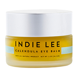 Calendula Eye Balm | Indie Lee | b-glowing