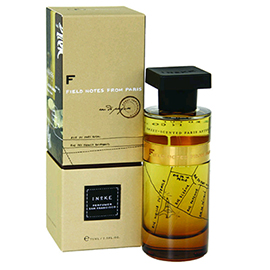Field Notes from Paris - Eau de Parfum