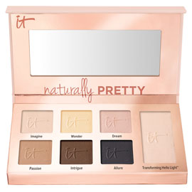 Naturally Pretty Essentials™ Matte Luxe Transforming Eyeshadow Palette | it Cosmetics | b-glowing