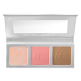 CC+®  Radiance Palette | It Cosmetics | b-glowing