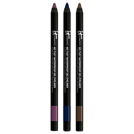 No-Tug® Waterproof Gel Eyeliner | It Cosmetics | b-glowing