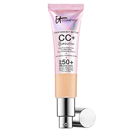 CC+® Cream Illumination with SPF 50+ | it Cosmetics | b-glowing