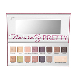 Naturally Pretty Romantics | it Cosmetics | b-glowing