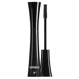Superhero Elastic Stretch Volumizing Mascara | it Cosmetics | b-glowing