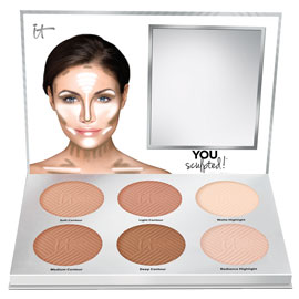 YouSculpted! | it Cosmetics | b-glowing