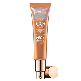 Limited Edition CC+® Bronzer with SPF 50+ | it Cosmetics | b-glowing