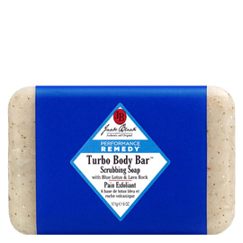 Turbo Body Bar with Blue Lotus and Lava Rock | Jack Black | b-glowing
