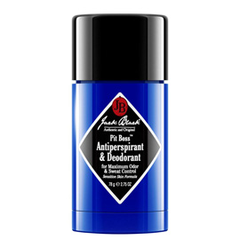 Pit Boss Antiperspirant & Deodorant | Jack Black | b-glowing