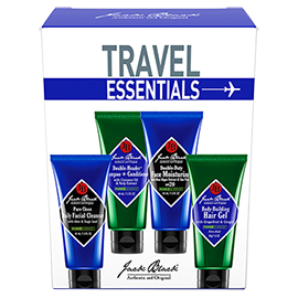 Travel Essentials Kit | Jack Black | b-glowing