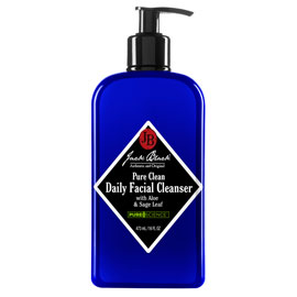 Pure Clean Daily Facial Cleanser | Jack Black | b-glowing