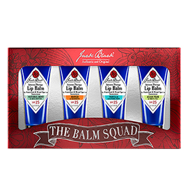 The Balm Squad | Jack Black | b-glowing