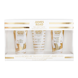 Tan Edit Face | James Read | b-glowing