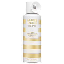 Clear Bronzing Mist | James Read | b-glowing