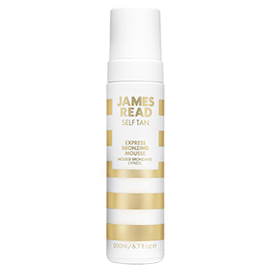 Express Bronzing Mousse | James Read | b-glowing