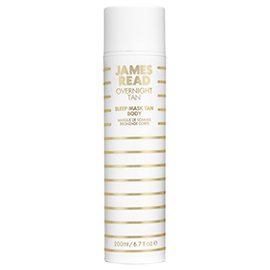Sleep Mask Tan Body | James Read | b-glowing