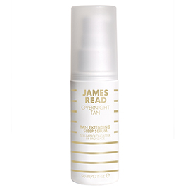 Tan Extending Sleep Serum | James Read | b-glowing