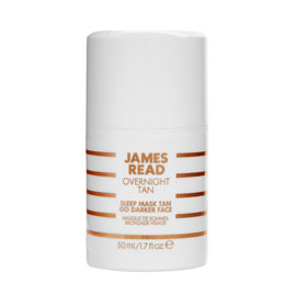 Sleep Mask Tan Face Go Darker | James Read | b-glowing