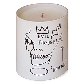 """Revenge"" Perfumed Candle 