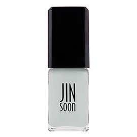 Kookie White Nail Lacquer | JINsoon | b-glowing