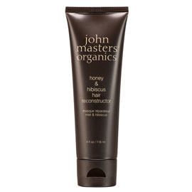 Honey and Hibiscus Hair Reconstructor | John Masters Organics | b-glowing