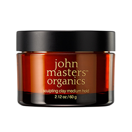 Sculpting Clay - Medium Hold | John Masters Organics | b-glowing