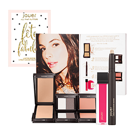 Fête Fabulous | Jouer Cosmetics | b-glowing