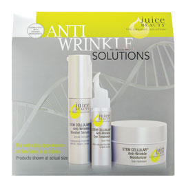 STEM CELLULAR Anti-Wrinkle Solutions Kit | Juice Beauty | b-glowing