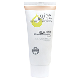 SPF 30 Tinted Mineral Moisturizer | Juice Beauty | b-glowing