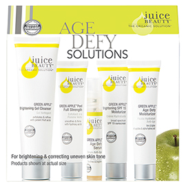 GREEN APPLE Age Defy Solutions Kit | Juice Beauty | b-glowing