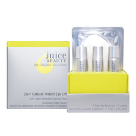 STEM CELLULAR Instant Eye Lift Algae Mask | Juice Beauty | b-glowing
