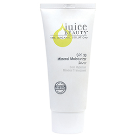 SPF 30 Mineral Moisturizer - Sheer | Juice Beauty | b-glowing