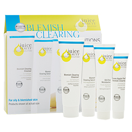 Organics to Clear Skin Kit | Juice Beauty | b-glowing