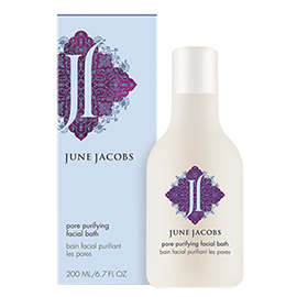 Pore Purifying Facial Bath | June Jacobs | b-glowing