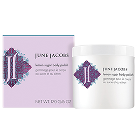 Lemon Sugar Body Polish | June Jacobs | b-glowing