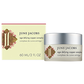 Age Defying Copper Complex | June Jacobs | b-glowing