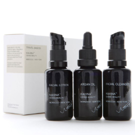 Kahina Travel Basics | Kahina Giving Beauty | b-glowing